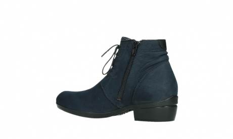 wolky lace up boots 00955 delano 13800 blue nubuckleather_15