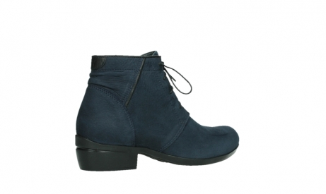 wolky lace up boots 00955 delano 13800 blue nubuckleather_23