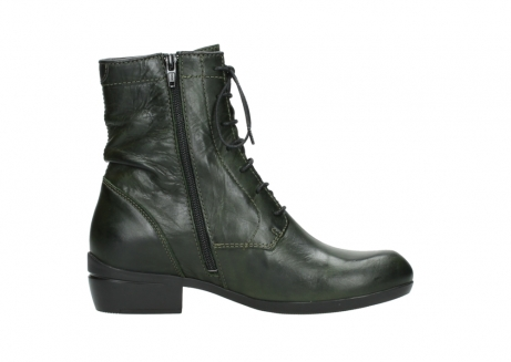 wolky lace up boots 00956 fortuna 30730 forest leather_13