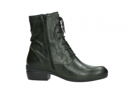 wolky lace up boots 00956 fortuna 30730 forest leather_14