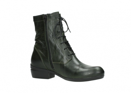wolky lace up boots 00956 fortuna 30730 forest leather_15