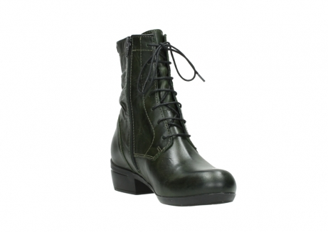 wolky lace up boots 00956 fortuna 30730 forest leather_17