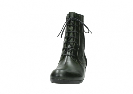 wolky lace up boots 00956 fortuna 30730 forest leather_20