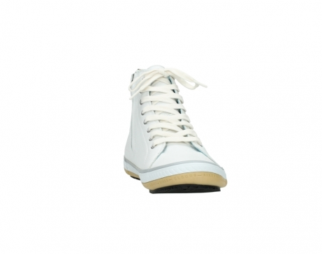 wolky lace up boots 01235 biker men 20120 offwhite leather_18