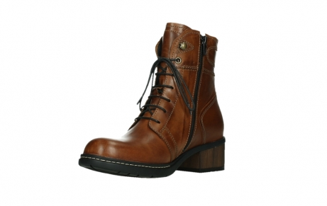 wolky ankle boots 01260 red deer 30430 cognac leather_10