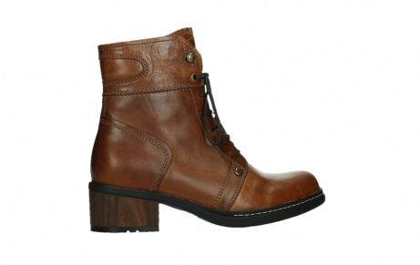 wolky ankle boots 01260 red deer 30430 cognac leather_24