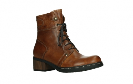 wolky ankle boots 01260 red deer 30430 cognac leather_3