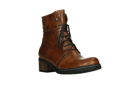 wolky ankle boots 01260 red deer 30430 cognac leather_4