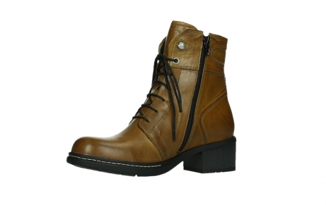 wolky ankle boots 01260 red deer 30925 dark ocher leather_11