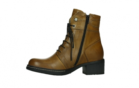 wolky ankle boots 01260 red deer 30925 dark ocher leather_12