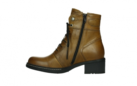 wolky ankle boots 01260 red deer 30925 dark ocher leather_13