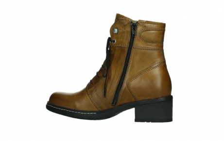 wolky ankle boots 01260 red deer 30925 dark ocher leather_14