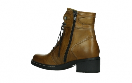 wolky ankle boots 01260 red deer 30925 dark ocher leather_15