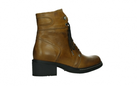 wolky ankle boots 01260 red deer 30925 dark ocher leather_23
