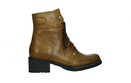wolky ankle boots 01260 red deer 30925 dark ocher leather_24