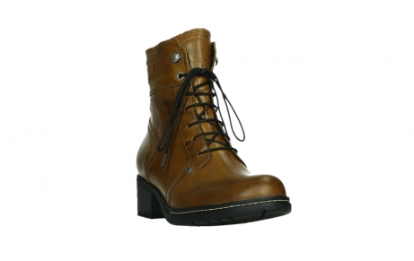 wolky ankle boots 01260 red deer 30925 dark ocher leather_5