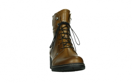 wolky ankle boots 01260 red deer 30925 dark ocher leather_6