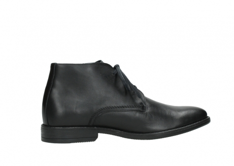 wolky lace up shoes 02181 montevideo 31000 black leather_12