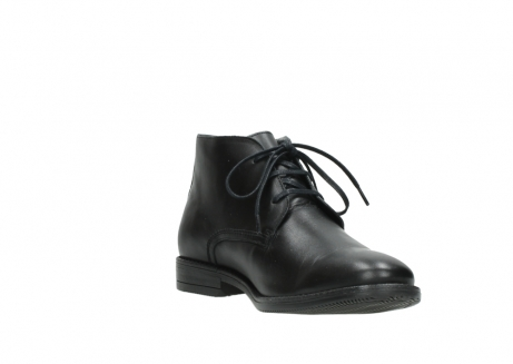 wolky lace up shoes 02181 montevideo 31000 black leather_17