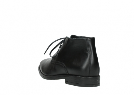 wolky lace up shoes 02181 montevideo 31000 black leather_5
