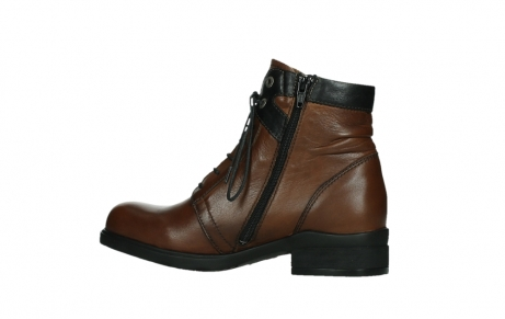 wolky lace up boots 02628 center wp 20430 cognac leather_14