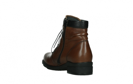wolky lace up boots 02628 center wp 20430 cognac leather_17