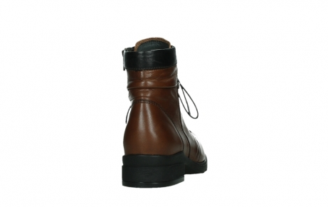 wolky lace up boots 02628 center wp 20430 cognac leather_20