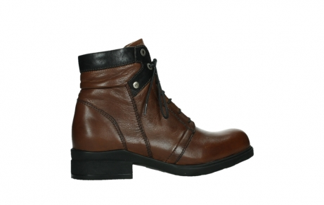 wolky lace up boots 02628 center wp 20430 cognac leather_24