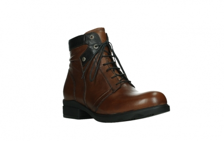 wolky lace up boots 02628 center wp 20430 cognac leather_4