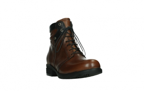 wolky lace up boots 02628 center wp 20430 cognac leather_5