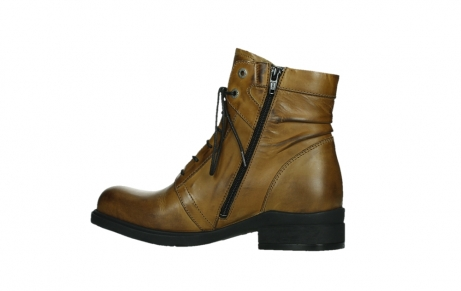 wolky lace up boots 02629 center xw 30925 dark ocher leather_14