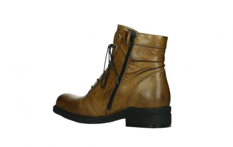 wolky lace up boots 02629 center xw 30925 dark ocher leather_15