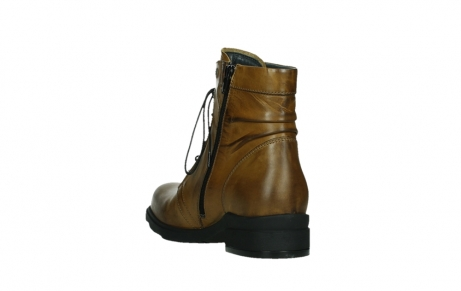 wolky lace up boots 02629 center xw 30925 dark ocher leather_17