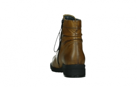 wolky lace up boots 02629 center xw 30925 dark ocher leather_18