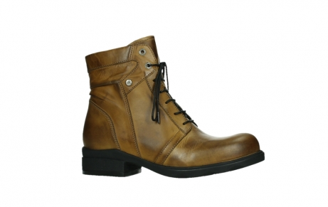 wolky lace up boots 02629 center xw 30925 dark ocher leather_2
