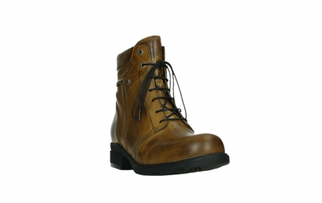 wolky lace up boots 02629 center xw 30925 dark ocher leather_5