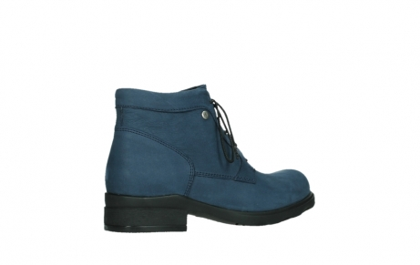 wolky lace up boots 02630 seagram xw 13800 blue nubuckleather_23