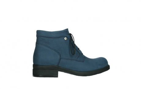 wolky lace up boots 02630 seagram xw 13800 blue nubuckleather_24