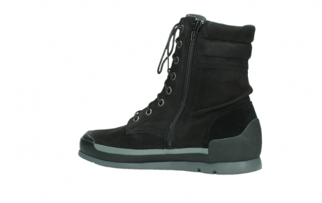 wolky lace up boots 02775 adams 13000 black nubuckleather_15