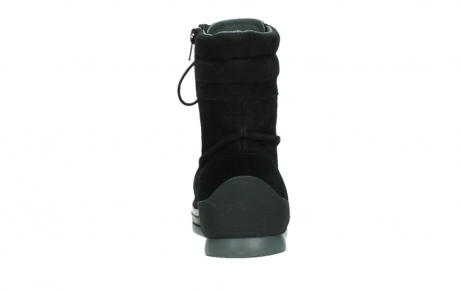 wolky lace up boots 02775 adams 13000 black nubuckleather_19
