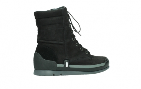 wolky lace up boots 02775 adams 13000 black nubuckleather_23