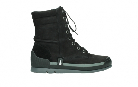 wolky lace up boots 02775 adams 13000 black nubuckleather_24