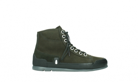 wolky lace up boots 02777 watson 13770 13770 gray brown nubuck_1