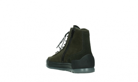 wolky lace up boots 02777 watson 13770 13770 gray brown nubuck_17