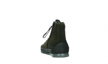 wolky lace up boots 02777 watson 13770 13770 gray brown nubuck_18