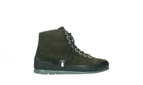 wolky lace up boots 02777 watson 13770 13770 gray brown nubuck_24