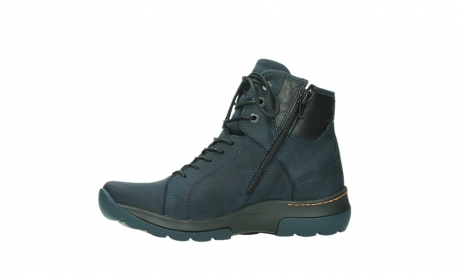wolky lace up boots 03026 ambient 11801 blue nubuck_12