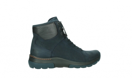 wolky lace up boots 03026 ambient 11801 blue nubuck_24