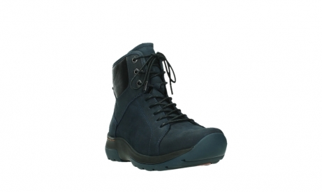 wolky lace up boots 03026 ambient 11801 blue nubuck_5