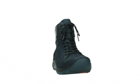 wolky lace up boots 03026 ambient 11801 blue nubuck_6